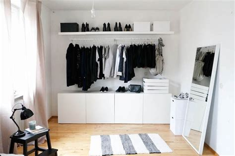 Besta Und Pax Kombinieren by 220 Ber 1 000 Ideen Zu Begehbarer Kleiderschrank Ikea Auf