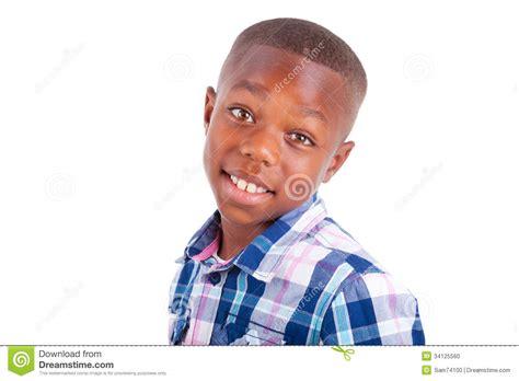 Black Boy american boy looking black stock photo image 34125560