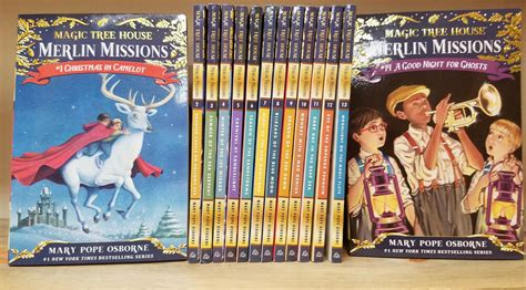 magic tree house 56 magic tree house collection book set 29 42 juvenile magic