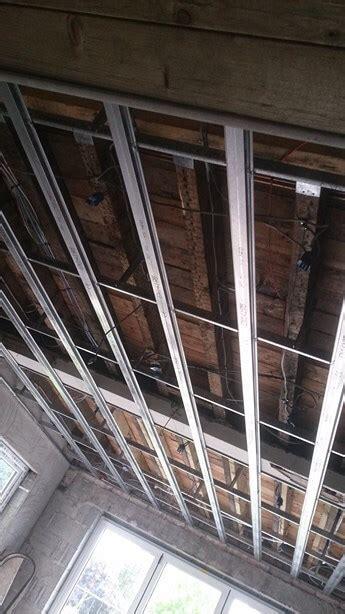 ceiling repairs kw plastering