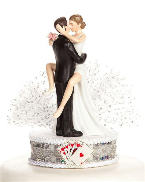 las vegas wedding cake topper wedding