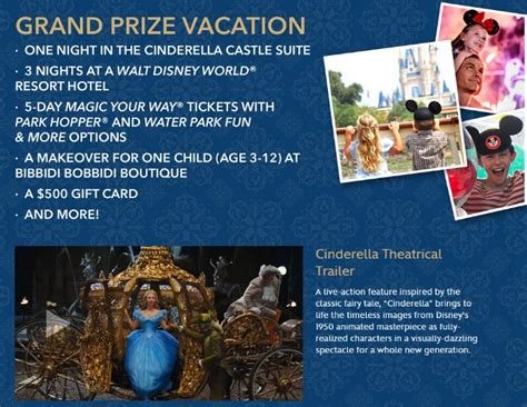 Masterpiece Classic Sweepstakes - win a fairy tale vacation in the cinderella perfect fit sweepstakes the rebel chick