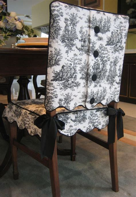 Back Dining Room Chair Slipcovers by 25 Unique Kitchen Chair Covers Ideas On