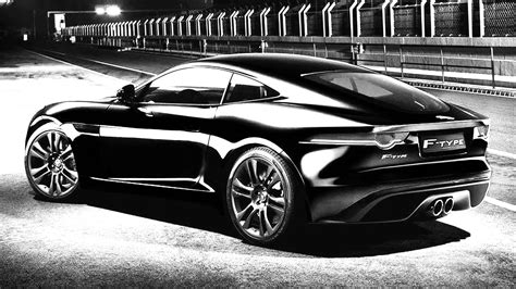 black jaguar car wallpaper best jaguar black and white f type 4k uhd car wallpaper