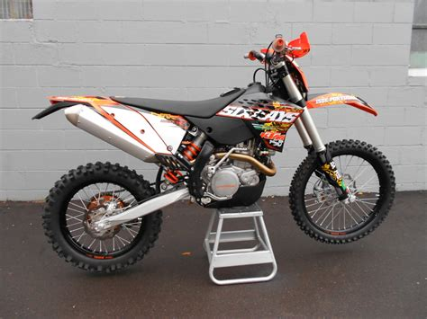 2010 Ktm 450 Exc Specs Ktm 450 Exc Sixdays Pics Specs And List Of Seriess By