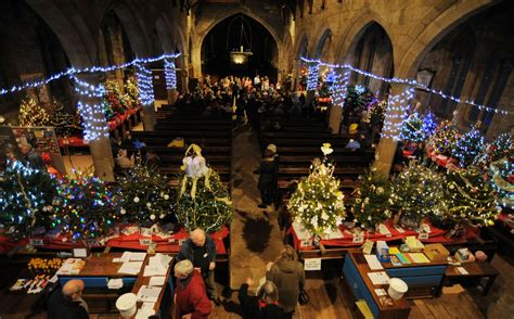 top 28 primary christmas tree light up upper hastings