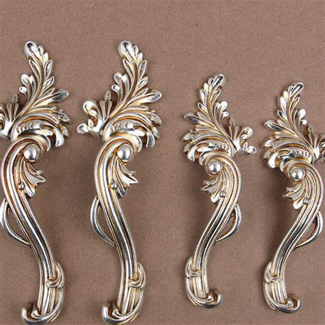 french country kitchen cabinet knobs 2pcs shabby chic dresser pulls handles antique