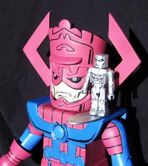 Termurah Custom Galactus 2 tough customs galactus minimate factory
