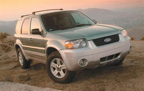 2007 ford escape hybrid 2007 ford escape hybrid information and photos zombiedrive