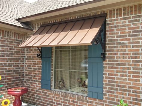 Metal Awnings For Windows by Awnings Windows Home