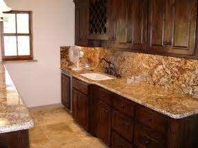 Kitchen Granite Countertop Ideas Granite Kitchens Pictures Kitchen Tile Backsplashes Houses Plans Designs