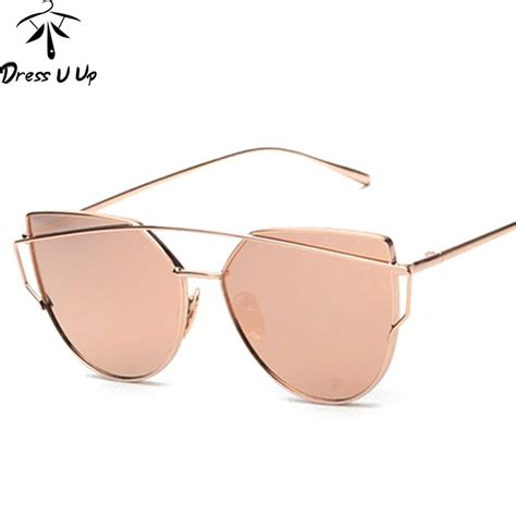 2016 new fashion cat eye sunglasses brand designer
