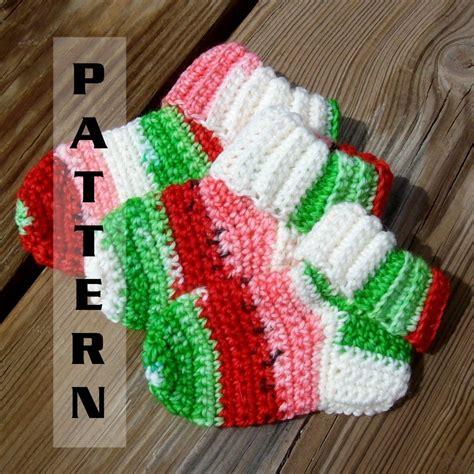 pattern baby socks baby socks booties crochet pattern sock yarn by