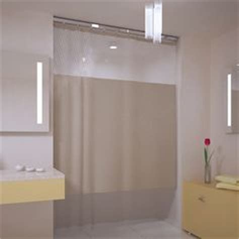 recessed shower curtain track recessed curtain track google search drapery