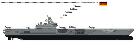 german cvn adenauer class by silver 70chev on deviantart