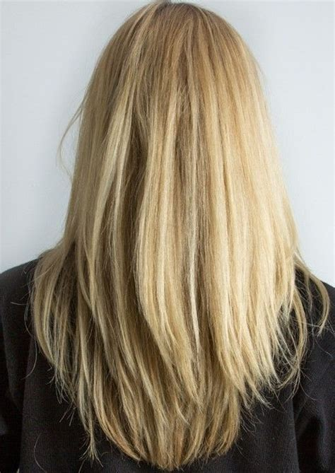 hairdos for long straight blonde hair layered long straight blonde hairstyle for women hair