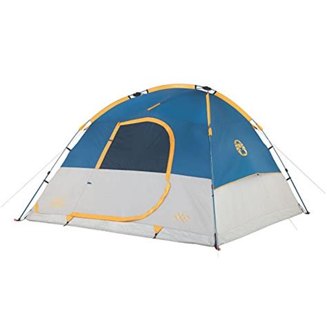 Coleman Instant 6 Cabin Tent by Coleman Cing 6 Person Flatiron Instant Dome Tent