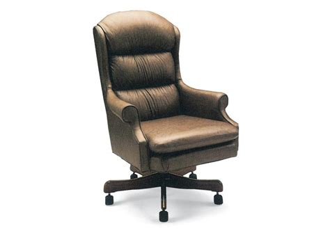 tilt back chair with ottoman 643 17 high back tilt swivel chair leathercraft furniture