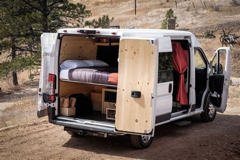 van living cer vans for rent 11 companies that let you try van