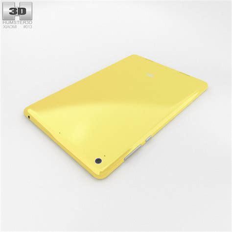 Tablet Xiaomi 9 Inch Xiaomi Mi Pad 7 9 Inch Yellow 3d Model Hum3d