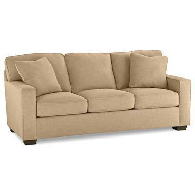 unique track arm sofa 3 jcpenney sleeper sofa