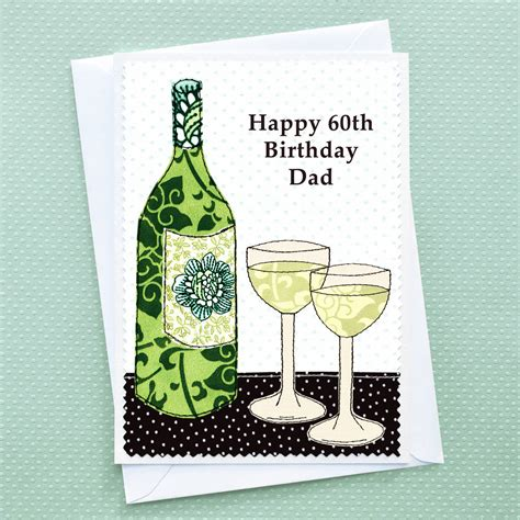 wine birthday wine personalised birthday card by jenny arnott cards