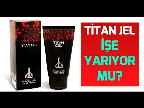 titan jel penis b 252 y 252 t 252 c 252 titan geli işe yarar mı youtube
