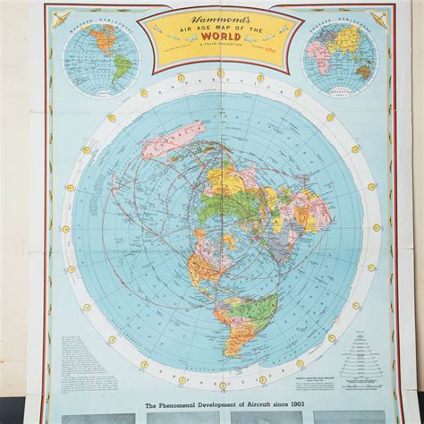 True World true world map flat let s explore all us map usa maps