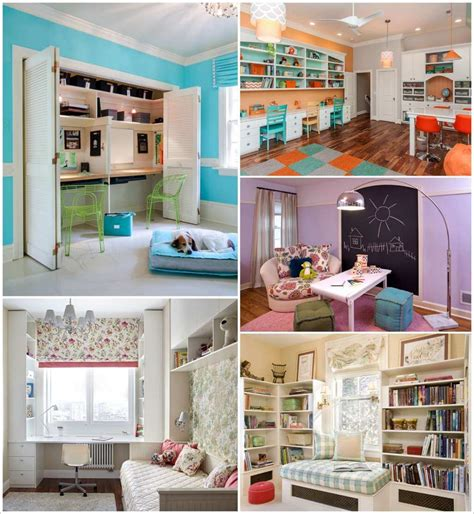 kid spaces design 22 cool study space design suggestions