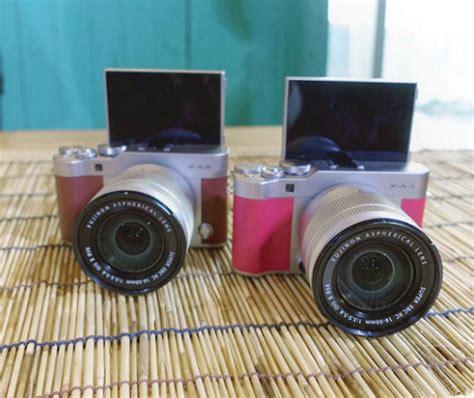 Lensa Fujifilm Xa3 fujifilm xa3 review terbaru november 2018 review kamera