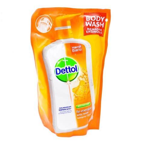 Baby Deterjen Cair 450ml dettol wash pouch sensitive skin 450ml