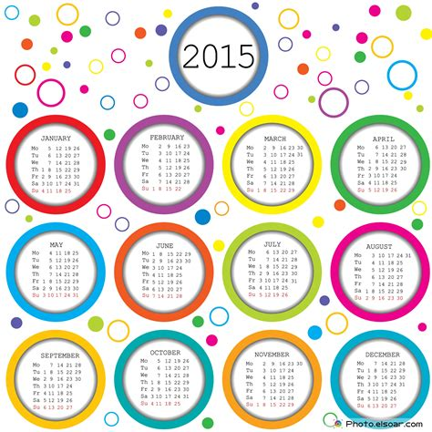 printable calendar 2015 cartoon download 2015 printable calendars ohtoptens