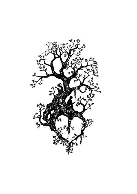 small family tree tattoo designs tree design with reading ideas