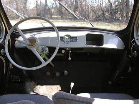 renault dauphine interior hemmings find of the day 1954 renault 4cv hemmings daily