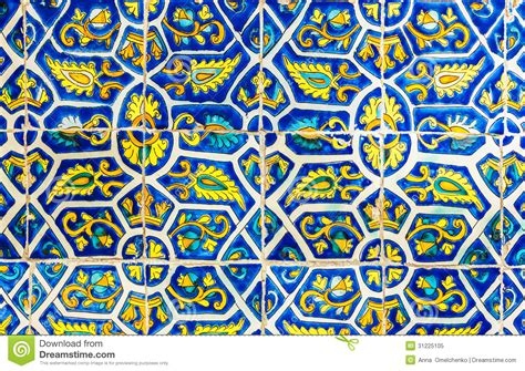 Home Floor Plans Traditional by Mexican Floral Tile Abstract Background Royalty Free Stock
