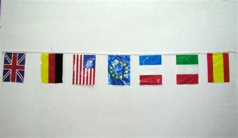 flags of the world garland flag s garland of countries of the world