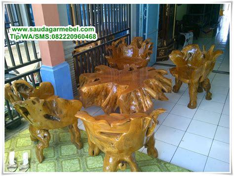 Kursi Dari Akar Kayu Jati kursi akar jati dan kursi kepiting saudagar mebel