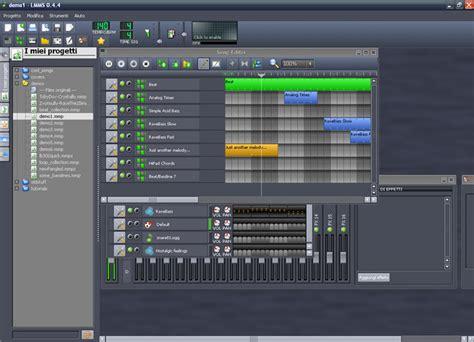 programs like studio free lmms