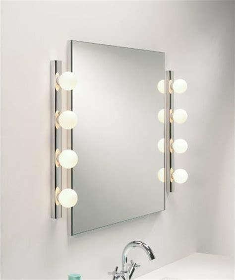 badezimmer spiegel beleuchtung badspiegel mit beleuchtung moderne vorschl 228 ge