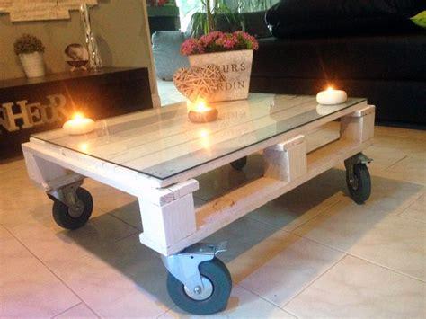tavoli con pallet oltre 1000 idee su tavolini pallet su mobili