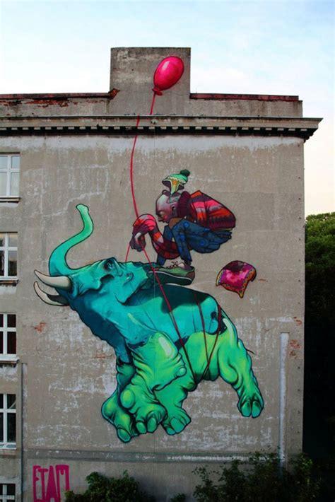 creative examples  street art   blow  mind
