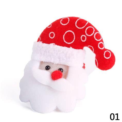 Santa Claus Circle Bracelet Intl lovely santa claus slap circle bracelet wrist