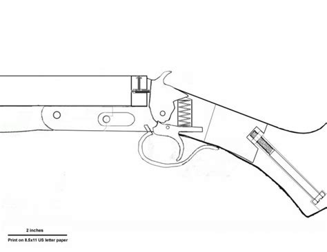 12 gun plans build your own simple homemade shotgun free project plans