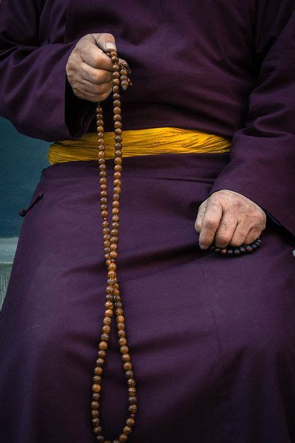 bead the monk monk mala by noodlecheerios