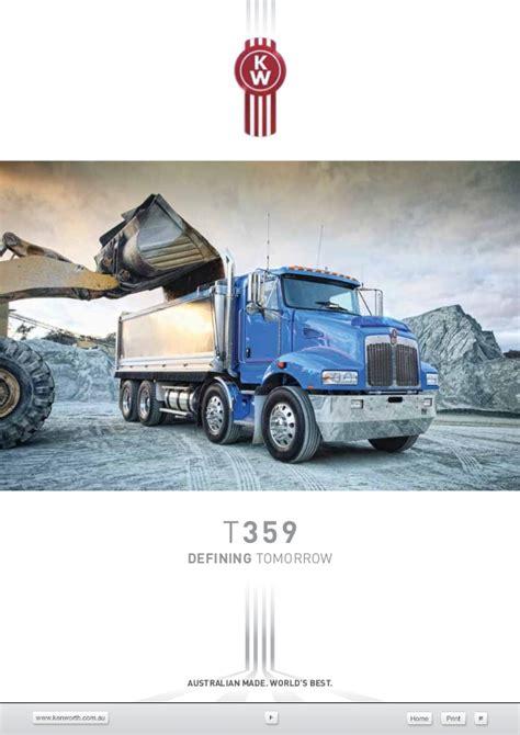 kenworth truck centre kenworth t359 hallam truck centre