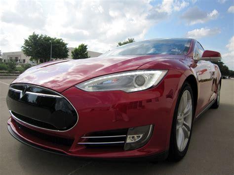 Tesla Clear Bra Modern Armor 2013 Tesla Model S 3m Clear Bra