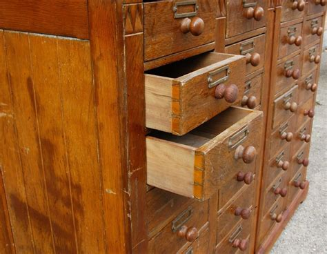 antique industrial oak apothecary cabinet for sale at 1stdibs