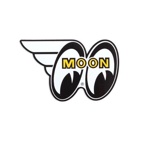 Emblem Mooneyes mooneyes wing sticker illestbrand