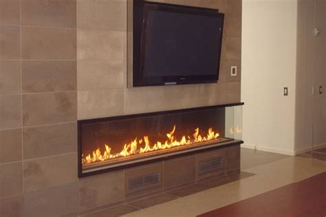 Places To Buy Fireplaces Montigo Custom Corner Fireplace Places Of Linear