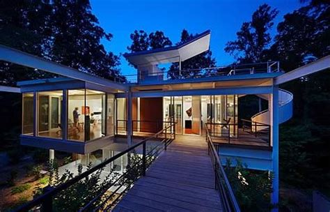 Modern Home Design North Carolina | vincent petrarca and tonic design architects designed